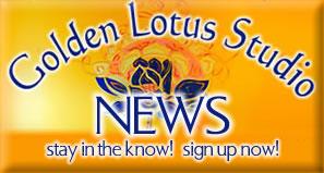 Golden Lotus Studio News