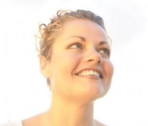 Joella yoga teacher at the Golden Lotus Studio